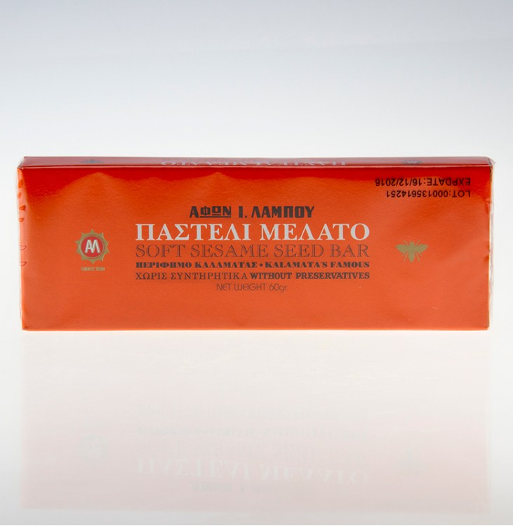 Παστέλι Μελάτο 60γρ