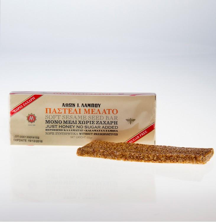 ΠΑΣΤΕΛΙ από 100% Μέλι 60γρ