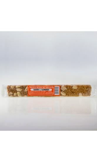 Παστέλι Μελάτο με Αμύγδαλο 80γρ